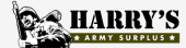 Harry's Army Surplus Promo Codes