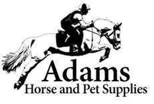 Adams Horse Supply Promo Codes