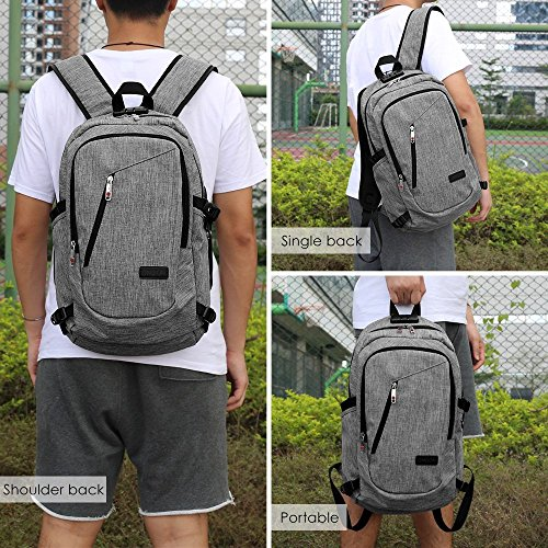 4735739075 ONSON Anti Theft Laptop Backpack