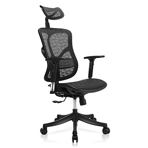 tomcare office chair ergonomic mesh office chair modern with
