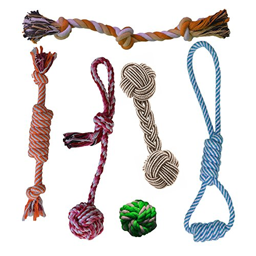 Alvi Amp Remi Activpet Puppy Chew Teething Rope Toy Small