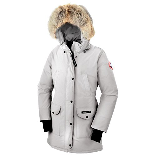 Canada Goose Womens Trillium Parka (Limestone, XS) for $894.99 Free Shipping from Amazon Canada Goose Store - PromoPure